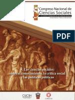 El Conocimiento, Critica Social y Politicas Publicas
