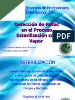 deteccion  de fallas en el proceso de esterilizacion por vapor.ppt