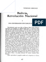 Dujovne - Bolivia, Revolución Nacional -1952, Centro