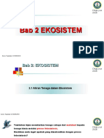 Bab 2 Ekosistem