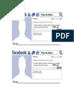 Ficha Facebook