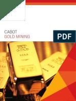 Brochure Gold Mining