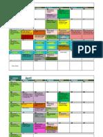 Activities Calendar Master 18-19 V2 Mar, Apr & May 18