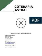 Amado Josué - Comunicacion cosmica - Psicoterapia astral.doc