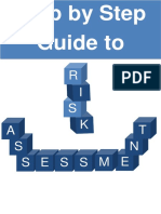 Step by Step Guide to Risk Assessment