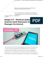 2. Tutorial IoT Agnosthing-com