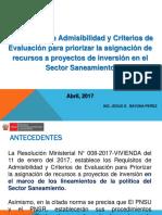 4.-Aspectos Generales Del Proceso de Admisibilidad Elegibilidad de Los Proyectos_Jesus Bayona