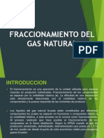 Fraccionamiento Del Gas Natural