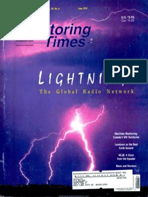 Monitoring Times 1997 06 | Radio | Electronics