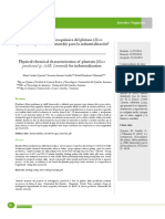 Caracterización fisicoquímica del plátano para la industrialización.pdf