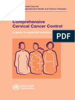 Comprehensive Servical Cancer Control