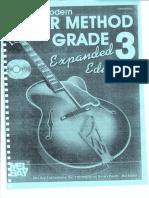 Modern Guitar Method Grade 3 Expanded