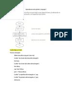 Equivalencias Pseint y C