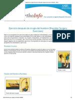Ejercicio después de cirugía del hombro (Shoulder Surgery Exercises)-OrthoInfo - AAOS.pdf