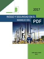 Riesgo y Seguridad en El Manejo Del Gas