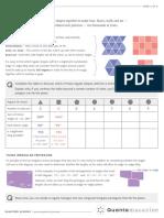 Tiling Pentagons Worksheet