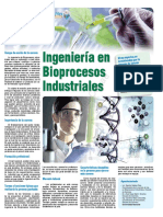 Ingeniería en Bioprocesos Industriales