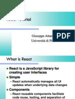 Introduccion a REACT.js