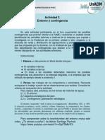 ACTIVIDAD 2. Entorno y Contingencia