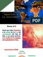 4 Evangelismo Ser Como Cristo