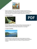 Lugares Turísticos de Guatemala