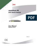 AmethystIII UserManual v02.22 EdA