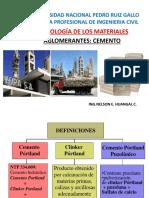 4. Tenologia de Materiales-Aglomerante-cemento