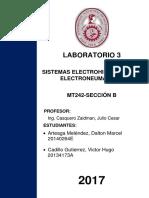 LABORATORIO 3- MT242B