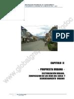 plan de desarrollo urbano de la merced