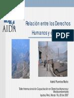 [l.obligatoria 1] Los Ddhh y Su Relacion Con El Medio Ambiente