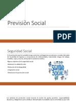 Previsión Social en México - LEY DEL ISSSTE