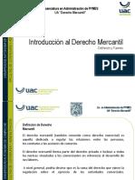 1.1 Introducción Al Derecho Mercantil (1)