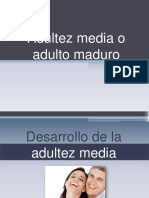 Adultez Media Psicología
