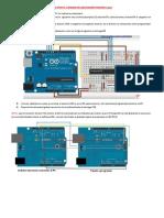 Paso Para El Cargado Del Bootloader Arduino y Programacion Posterior