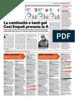 La Gazzetta Dello Sport 21-03-2018 - Serie B