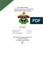 Indeks Kualitas Udara Kelompok IV