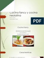 Cocina Fancy y Cocina Neolatina