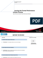 [Outstanding] Quick Guide Improving the Formal Performance Review ProcessUC