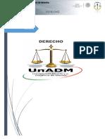 Hecho, Acto y Sujetos de Derecho_U2 - Copia