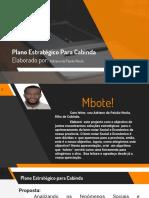 Plano Estratégico Para Cabinda