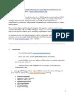 CEB Overview Reg