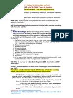 Kerala BOE-2014 Paper-1 Solution(1)