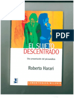 HARARI ROBERTO-EL SUJETO DESCENTRADO.pdf