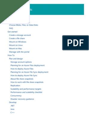 AzureTroubleshooting Technet | Computer File | Microsoft Azure