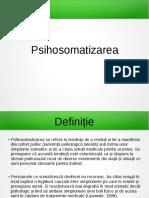 Psihosomatizarea