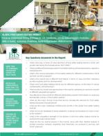 Global Food Safety Testing Market  Analysis & Forecast (2017-2021)