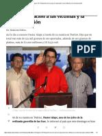 FARC Entregaron 19.113 Gramos de Oro Para La Reparación a Las Víctimas y La Reincorporación