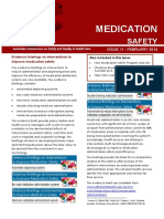 Australia Medication Safety Update 11 February 2014