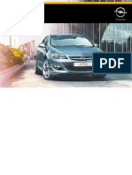 Opel Astra Manual Do Proprietario