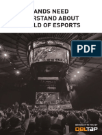 5 Things Brands Need to Understand About Esports